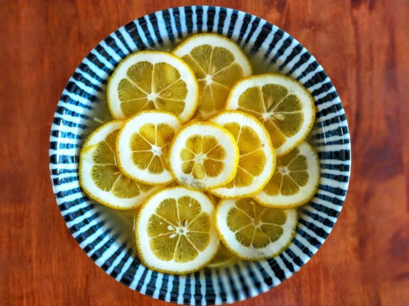 塩レモンラーメンの写真