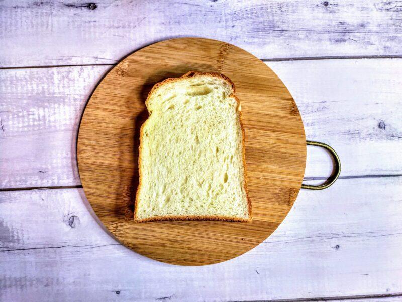 チーズサンドに使う山型パン